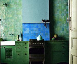 Cool Scandinavian Kitchens