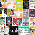 Coolest Coloring Books for Grown-Ups, Part 3