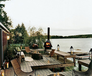 Copake Lake House in New York by Thom Filicia