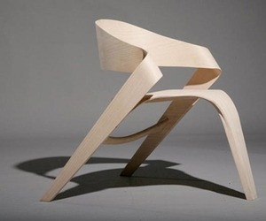 Copenhagen Chair by Alvaro Uribe