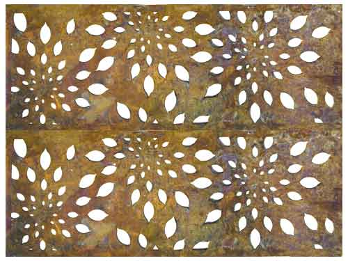 Copper Panels By Parasoleil