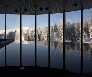 Copperhill Mountain Lodge by AIX Arkitekter