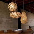 Coral Lightshades by David Trubridge