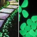 Core Glow in the Dark Pebbles
