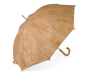 Cork Umbrella by Sandra Correia