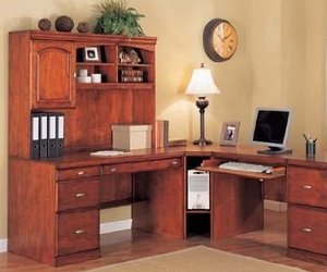 Corner Computer Workstation by ACME