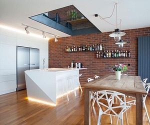 Cornlofts Triplex Reconstruction in Prague | B2 Architecture