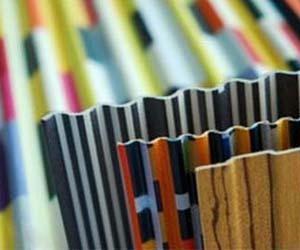 Corrugated Wood Cellulose Board