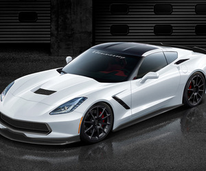 Corvette C7 by Hennessey Performance