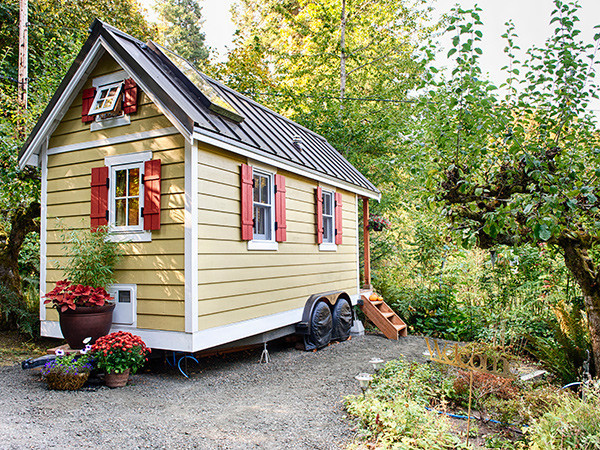 Cottage Style Tiny Home
