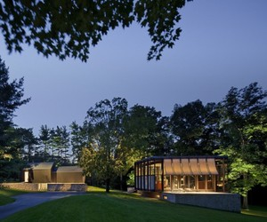 Wiley House Expansion by Roger Ferris + Partners
