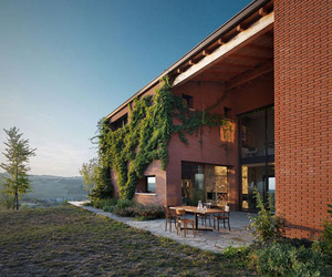 Countryhouse In Italy by Park Associati Architects