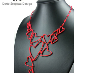 COUPE DE COEUR chain necklace