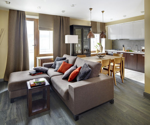 Cozy Apartment in Moscow by Odnushechka