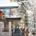 Cozy Modern Refuge in Aspen, Colorado: Wrights Road House