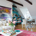 Cozy Three Bedroom Loft in Stockholm