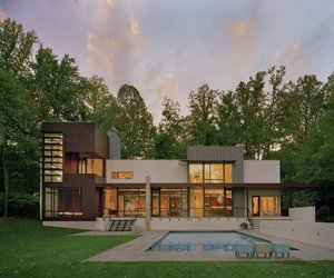 Crab Creek house in Annapolis by Robert Gurney