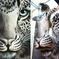 Crazy Optical Illusions Made With Body Painting