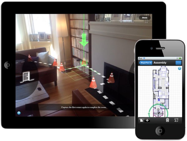 Create your room plan in seconds with magicplan app video for Room design app using photos