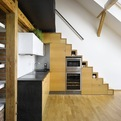Creative Attic Loft in Czech Republic
