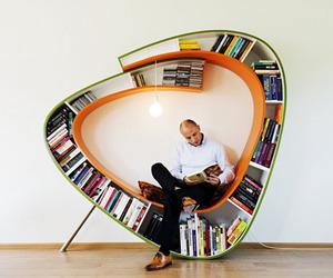 Creative Bookworm Bookcase