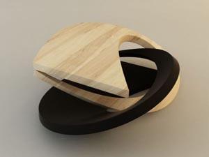 Creative Coffe Table With Unique Design