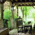 A Creative French Country Cottage Designed by an Artist