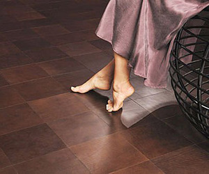 Creative Decorative – Leather Flooring and Wall Tile Floor
