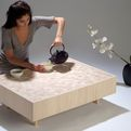 "Creative Design Table ""instable"" by Aissa Logerlot"
