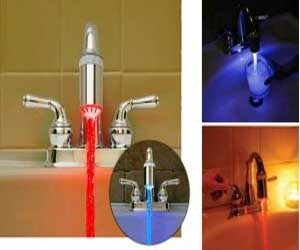 Creative Faucets