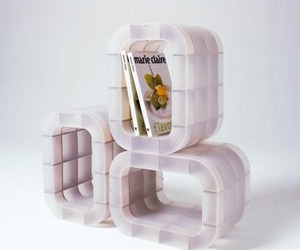 Creative Furniture Matrix Storage Cubes