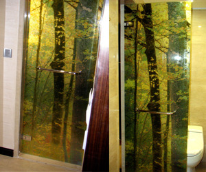 Creative Glass Door | Concept Glass