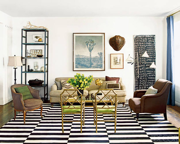 Creative living room interior design ideas for Creative room decor