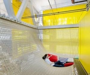 Creative Overhaul: Google Pittsburg Office