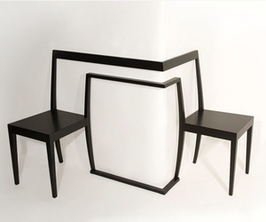 Creative Round-the-Corner Chair: Hörnstol