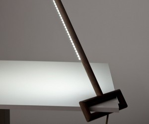 Creative Ugol Corner Lamp by Yaroslav Misonzhnikov