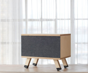 Credenza by Chuck Routhier