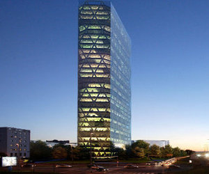 Croatia to get its tallest building designed by 3LHD