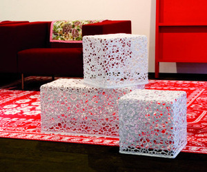 Crochet Tables from Moooi