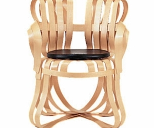Cross Check Arm Chair