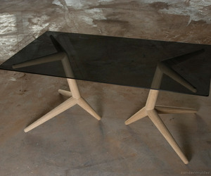Crow Table by Sander Mulder