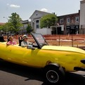 Cruise Along InThe Banana Car