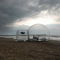 Crystal Bubble Portable Shelter
