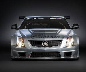 CTS-V Coupe Race Car