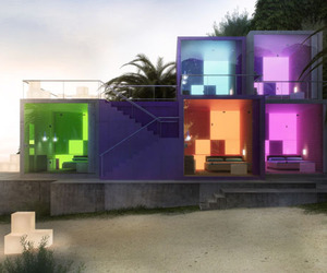 Cubic Boutique Hotel on the Dead Sea