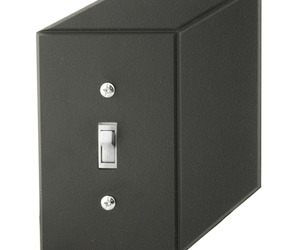 Cubic Switchplate, Lightswitch