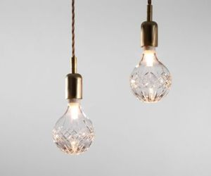 Cumbria Crystal Bulb Lighting by Lee Broom