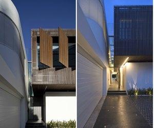 Curved Concrete Architecture