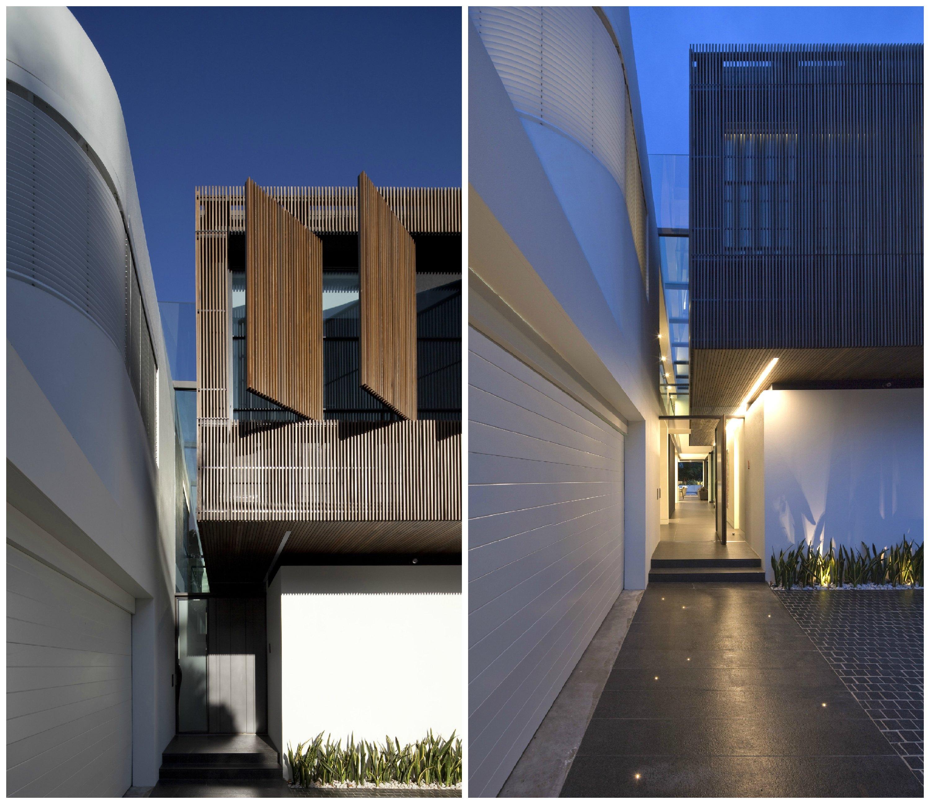 Curved Architecture Curved Concrete Architecture