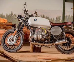 Custom BMW R45 | Louis Nel